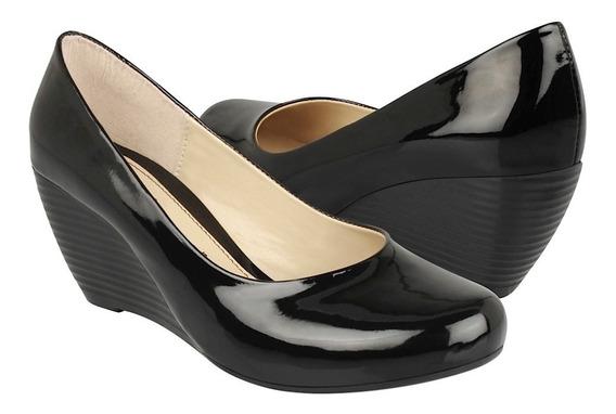 Stylo Zapatos Dama Vestir 135 Charol Negro
