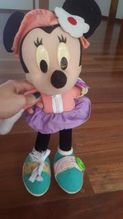 Peluche Minie Original Disney En Rosario