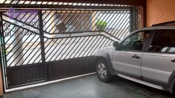 Casa Residencial À Venda, Jardim Utinga, Santo André. - Ca0158