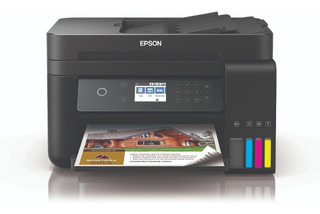 Impresora Multifuncion Epson L6171 Sistema Continuo Ecotank