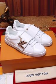 Tênis Louis Vuitton Masculino - Lv005