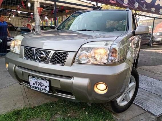 Nissan X-trail 2.5 Slx Lujo Mt 2004