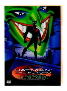 Batman Del Futuro El Regreso Del Joker Guason Dvd