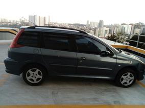 Peugeot 206 Sw Minivan Automática Y Espaciosa