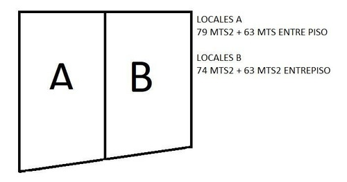 Importantes Locales Comerciales Z/ Shopping Los Gallegos