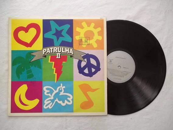 Lp Vinil - Banda Patrulha 2 - Mpb Conjunto
