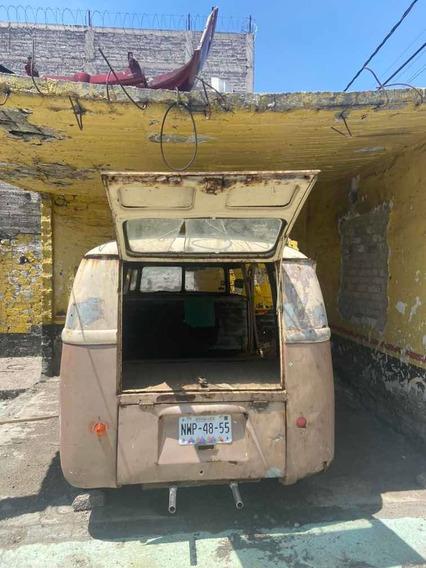 Combi Volkswagen Split 1959