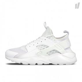 Tênis Nike Air Huarache Runultra Triple White -100% Original