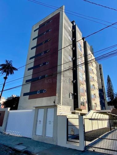 Apartamento No Atiradores Com 2 Quartos Para Venda, 70 M² - Lg6034