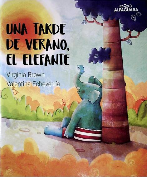 Una Tarde De Verano, El Elefante - Virginia Brown