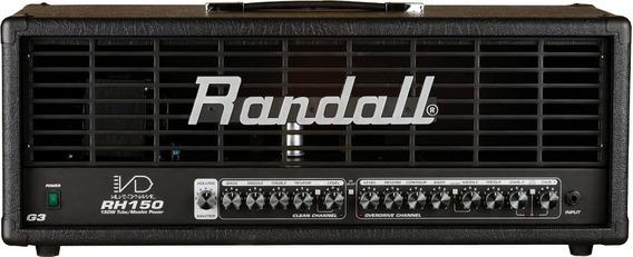 Randall Rh150g3 Cabezal Amplificador De Guitarra 150w Ecc81