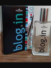 Perfume/desodorante Hinode Blog.in Masc. Original Lacrado