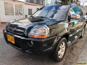 Hyundai Tucson Gl 4x4 Mt 2000cc Abs 2ab