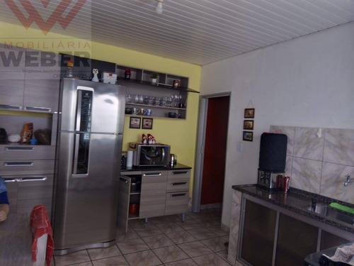 Imagem 1 de 7 de Casa C/ 03 Dormitórios,  Ótimo Preço - R$ 106.000,00 - 1776