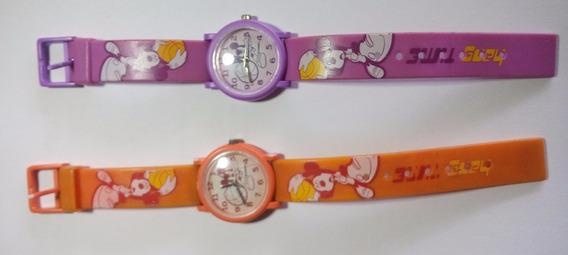 Reloj Disney Para Niños
