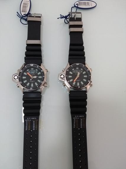 Relógios Aqualand Ou Atlantis