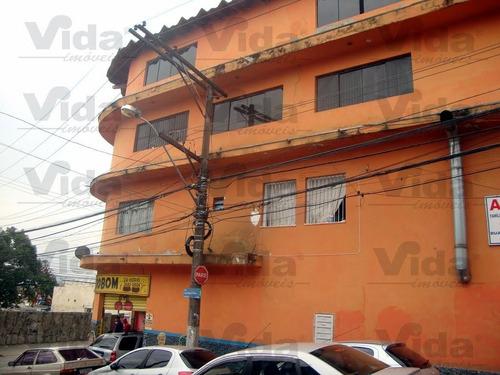 Imagem 1 de 6 de Salas Comercial Para Locação Em Vila Yolanda  -  Osasco - 21093