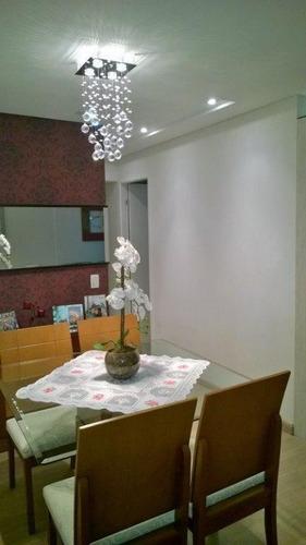 Imagem 1 de 24 de Apartamento Residencial À Venda, Tatuapé, São Paulo. - Ap2573