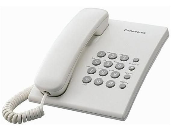 Telefono Oficina Casa Panasonic Kx-ts500 Original