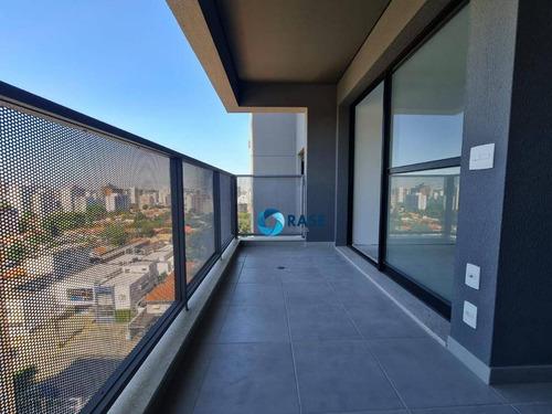 Apartamento À Venda, 56 M² Por R$ 884.700,00 - Pinheiros - São Paulo/sp - Ap10832