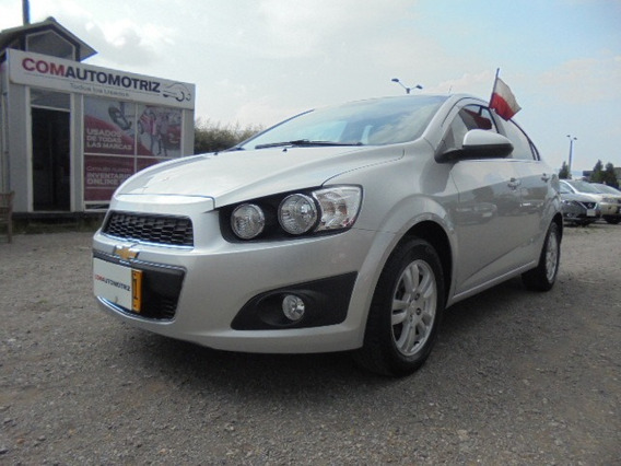 Chevrolet Sonic Lt Sedan Mec Sunroof