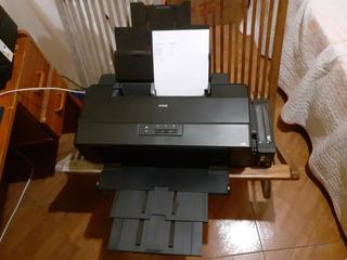 Impresora Epson L1800 Tamaño A3 Sistema Continuo De Fabrica