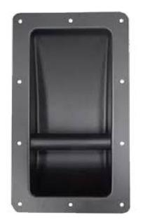 Manija Metálica Para Bafle 28x16cm Larga P/embutir Hay Stock