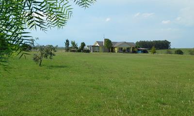 Casa De Campo Barrio Residencial Vendo Permuto R56, Km2,5