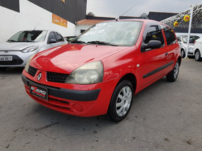 Renault Clio Hatch 2004 Completo 1.0
