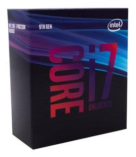 Micro Procesador Intel Core I7 9700k 4.9ghz Coffee Lake