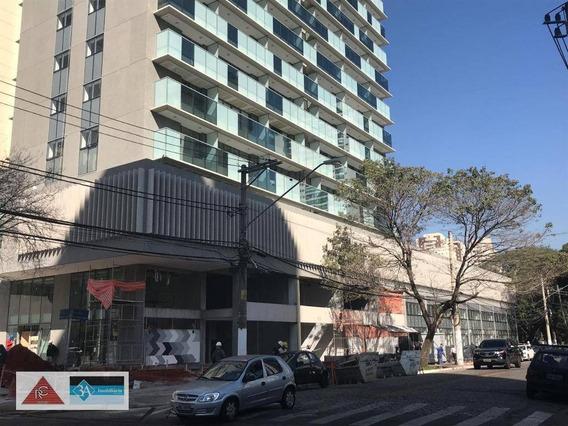 Loja Para Alugar, 125 M² Por R$ 21.000,00/mês - Tatuapé - São Paulo/sp - Lo0047