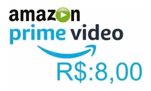 Imagem 1 de 1 de Assinatura Amazon Prime 30 Dias
