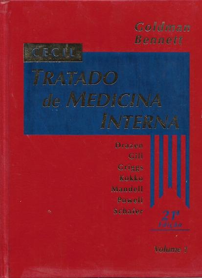 Cecil - Tratado De Medicina Interna - Goldman Bennet - 1 E 2