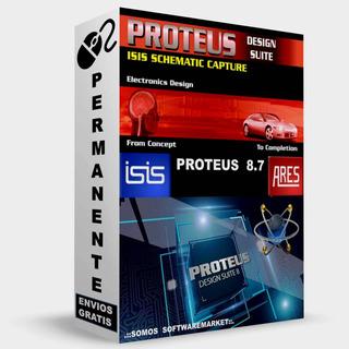 Proteus 8.8 - Simulador Electronico