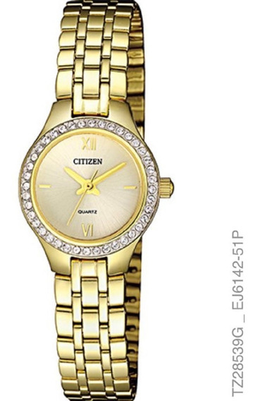 Relógio Quartz Feminino Citizen Tz28539g