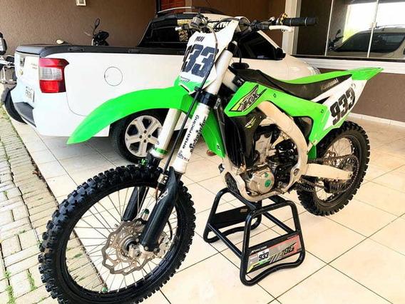 Kawasaki Kx 450 F 2018