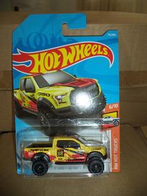 Hw - 17 Ford F150 Raptor, Lacrado No Blister!!