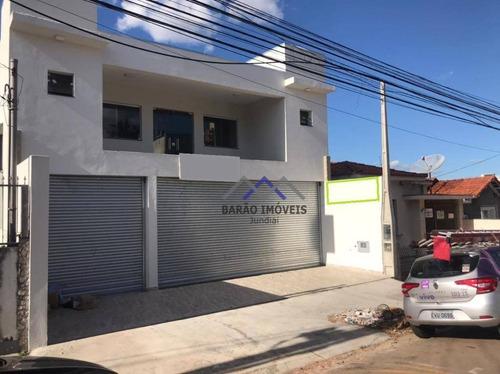 Galpão Para Alugar, 750 M² Por R$ 18.000,00/mês - Vila Arens Ii - Jundiaí/sp - Ga0073