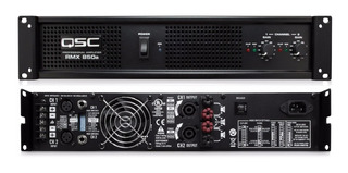 Power Qsc Rmx 850a Power Amplificador 830 Watts
