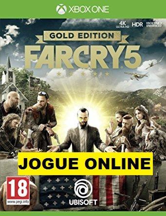 Far Cry 5 Gold Edition Xbox Digital Online