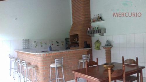 Imagem 1 de 19 de Casa Com 3 Dormitórios À Venda, 270 M² Por R$ 580.000,00 - Vila Souto - Bauru/sp - Ca2389