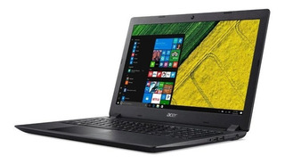 Notebook Acer Aspire3 Celeron N3060 4g 500 Black Caballito