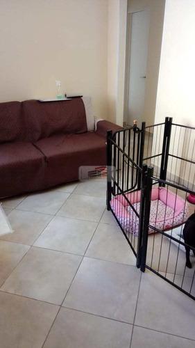 Imagem 1 de 18 de Apartamento Com 2 Dorms, Assunção, São Bernardo Do Campo - R$ 245 Mil, Cod: 1628 - V1628