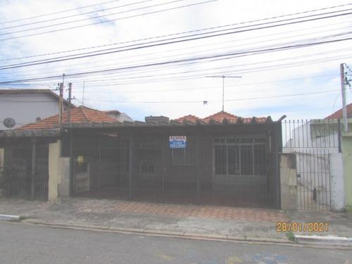 Casa Para Alugar No Engenheiro Goulart - 0786 - 32493384