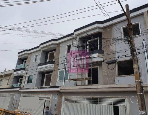 Sobrado Com 3 Dormitórios À Venda, 150 M² Por R$ 748.000,00 - Vila Alto De Santo André - Santo André/sp - So0713