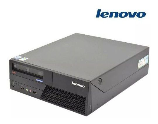 Cpu Desktop Lenovo E8400 3.0 8gb Ddr3 Ssd 120gb Dvd Wifi