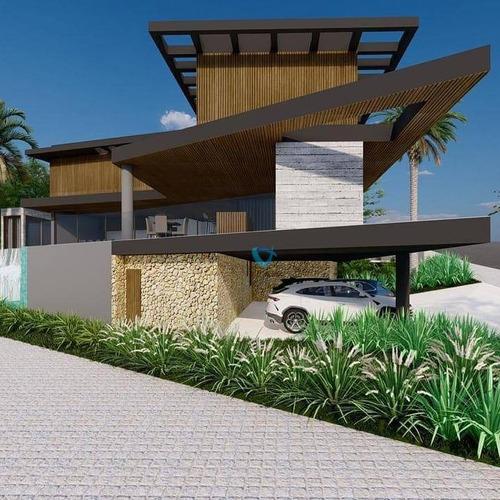 Imagem 1 de 9 de Casa Com 4 Dormitórios À Venda, 563 M² Por R$ 7.980.000,00 - Alphaville - Santana De Parnaíba/sp - Ca1567