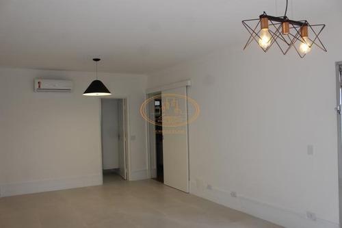 Apartamento  Com 3 Dormitório(s) Localizado(a) No Bairro Ponta Da Praia Em Santos / Santos  - 5610