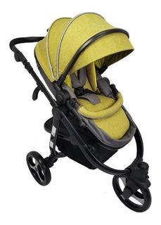 Coche Modelo Jade Per Bambini+capota+cesta