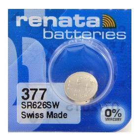 Bateria Renata 377 Sr626sw Ag4 Swiss | Cart. C/01 Unidade